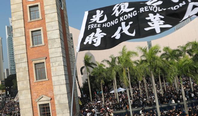 Protesters say the government is not listening. Photo: Sam Tsang