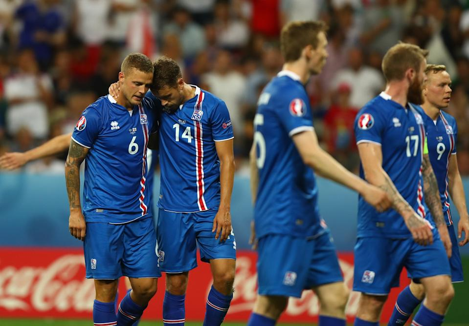 """Iceland's run to the Euro 2016 quarterfinals is one of the focuses of """"This Is Football."""" (Photo by Evrim Aydin/Anadolu Agency/Getty Images)"""