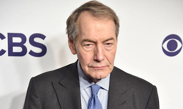 CBS fired Charlie Rose on Tuesday, while PBS cut ties with the journalist.