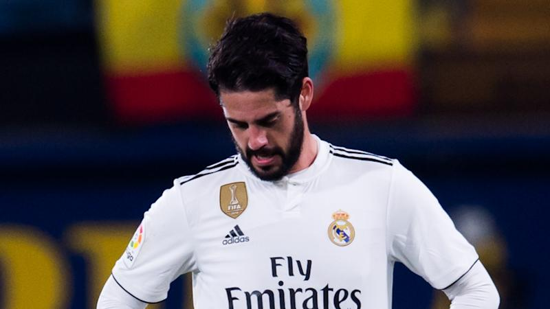 Isco hints at unfair lack of opportunities under Solari on Twitter
