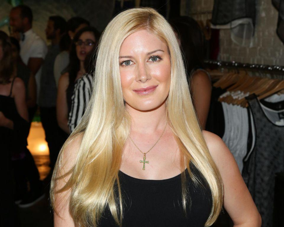 Heidi Montag, here in 2015, expressed her regret at having the 10 plastic surgery procedures in 2014 to Entertainment Tonight. Source: Getty