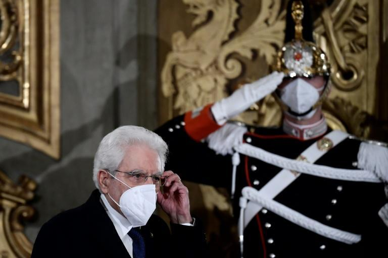 Sergio Mattarella is expected to ask Mario Draghi to take over as a technocratic prime minister