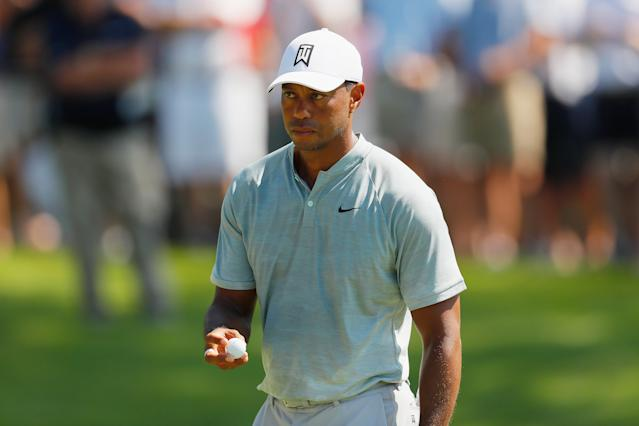 """<h1 class=""""title"""">TOUR Championship - Round Two</h1> <div class=""""caption""""> (Photo by Kevin C. Cox/Getty Images) </div> <cite class=""""credit"""">Kevin C. Cox</cite>"""