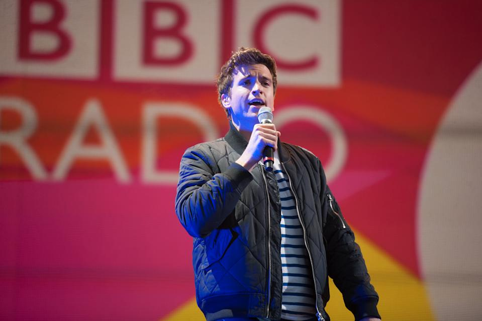 Greg James said Radio 1's Big Weekend would be 'as fun and entertaining as possible'. (Photo by Ollie Millington/Redferns via Getty Images)