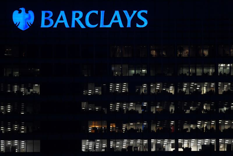 Barclays says it is 'very unlikely' to meet profit goal amid virus outbreak