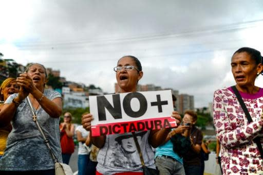 Maduro attacked from own camp over Venezuela power grab