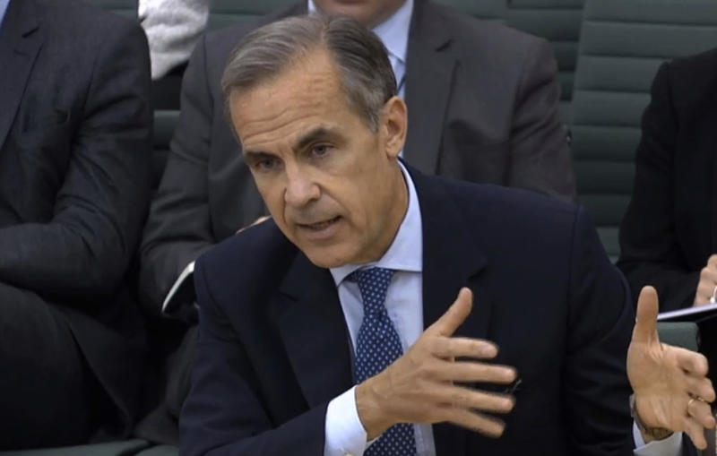 UK interest rates set to rise as inflation hits 3 percent