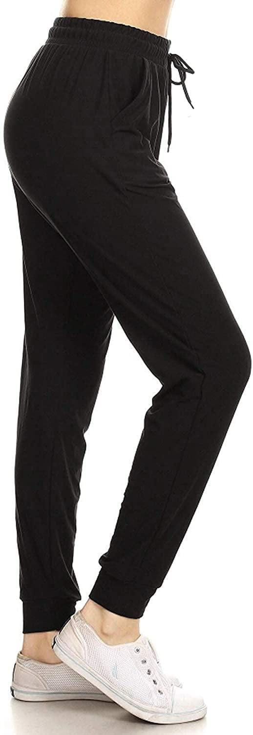 <p>These <span>Leggings Depot Solid Black Jogger Track Pants With Pockets</span> ($15) are currently the bestselling piece on all of Amazon.</p>