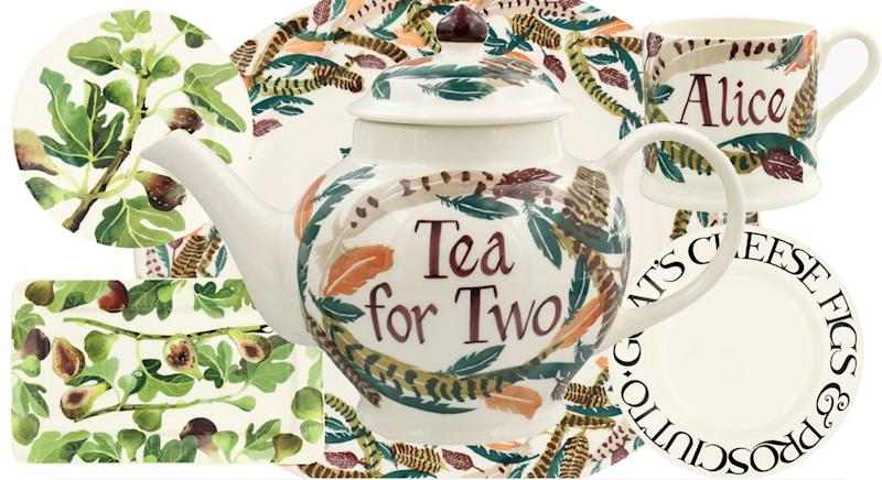 Emma Bridgewater has released a new autumn 2019 collection [Photo: Emma Bridgewater]