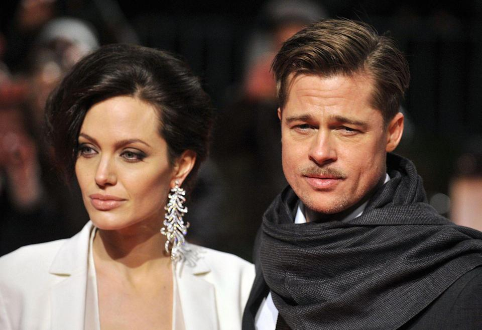 <p>At the time he played Aldo Raine in <em>Inglourious Basterds</em>, Pitt reimagined that Old Hollywood look, threw a scarf on it, and grew out the bravest little mustache. It works. While some prefer the youth of Pitt, a couple of forehead wrinkles and a sensible haircut that has the potential to show off both volume and class is where he thrives. Note: the dangling tendril that made him cool in 1988 remains, albeit more subtle. You beautiful bastard.</p>