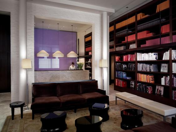 The Mercer has long been one of Manhattan's most stylish hotels (The Mercer)