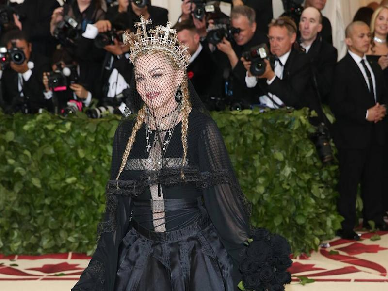 Madonna forced to cancel last U.S. show after suffering 'indescribable pain'