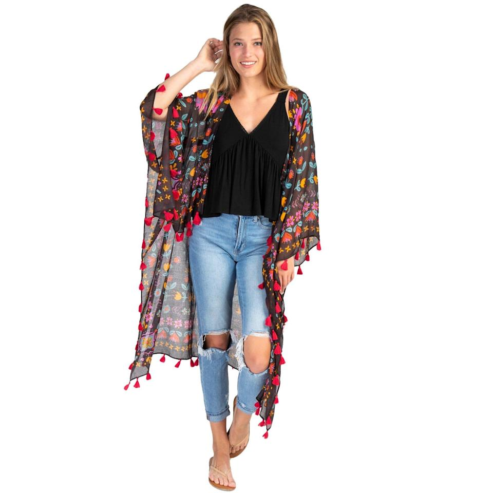 Natural-Life-Border-Kimono-Swimsuit-Cover-Ups-Products