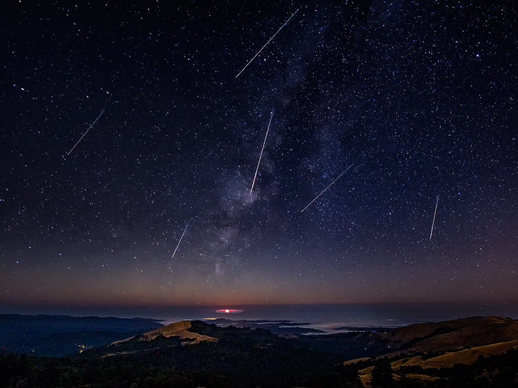 You Should Definitely Catch the Perseid Meteor Shower Tonight