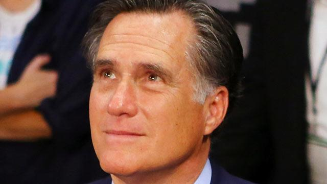 Romney to Make First Post-Campaign Speech