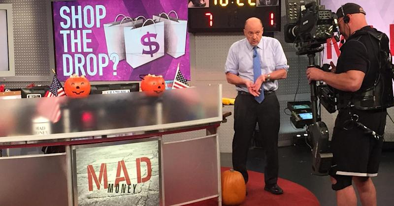 Cramer: Time to shop the drop