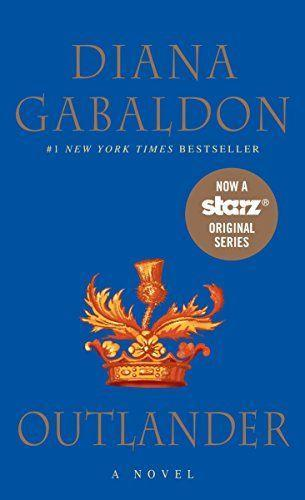 """<p><strong>Diana Gabaldon</strong></p><p>amazon.com</p><p><strong>$9.99</strong></p><p><a href=""""https://www.amazon.com/dp/0440212561?tag=syn-yahoo-20&ascsubtag=%5Bartid%7C10063.g.35428742%5Bsrc%7Cyahoo-us"""" rel=""""nofollow noopener"""" target=""""_blank"""" data-ylk=""""slk:Shop Now"""" class=""""link rapid-noclick-resp"""">Shop Now</a></p><p>Before it became an epic costume drama on Starz, this time-traveling romance novel introduced the world to Claire Randall, a former British combat nurse, and her Scottish warrior love interest ... who's living in 1743. This one's got it all: time travel, danger, intrigue, and of course, plenty of passionate love.</p>"""