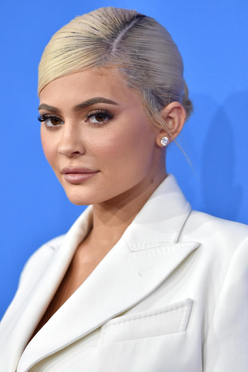 Kylie Jenner Just Debuted Pastel Pink Hair — Here's How Chris Appleton Made It Happen
