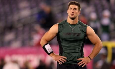 The New York Jets' underperforming quarterback Tim Tebow has become one of the most polarizing athletes in professional sports.