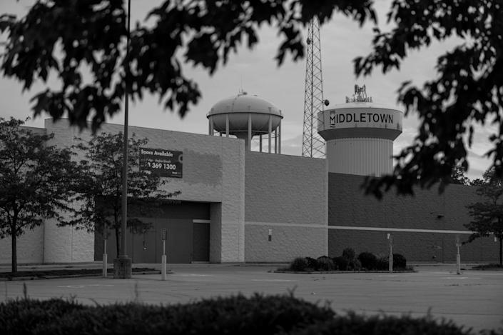 <p>Middletown, Ohio is a town in crisis due to the economic downturn and high numbers of citizens who are addicted to drugs.<br> (Photograph by Mary F. Calvert for Yahoo News) </p>