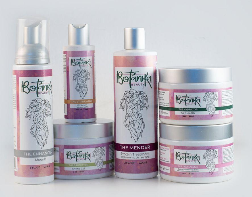 """<a href=""""https://fave.co/3hrMfpH"""" target=""""_blank"""" rel=""""noopener noreferrer"""">Botanika Beauty</a> is a hair care brand specializing in products for curly and natural hair, inspired by the botánica stores found in Latinx communities. It was co-founded by Ada Rojas, an Afro-Latina and Domincan working in public relations and marketing who transformed her passion for beauty blogging into a business. Shop Botanika Beauty at <a href=""""https://fave.co/3hrMfpH"""" target=""""_blank"""" rel=""""noopener noreferrer"""">Target</a>, <a href=""""https://fave.co/2H1s19F"""" target=""""_blank"""" rel=""""noopener noreferrer"""">Walmart</a> and <a href=""""https://amzn.to/360zzEe"""" target=""""_blank"""" rel=""""noopener noreferrer"""">Amazon</a>."""