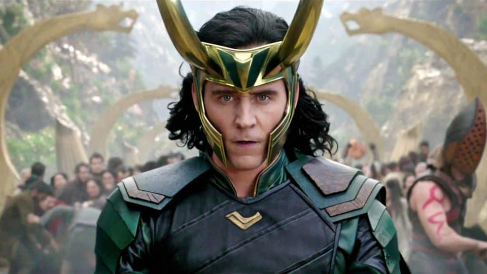 Tom Hiddleston dans le rôle de Loki sur Disney+ - Disney