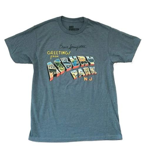 Greetings From Asbury Park tee shirt. (Photo: Amazon)
