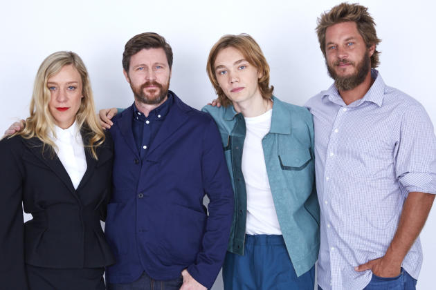 With His Fourth Feature Andrew Haigh Proved To Audiences At The Toronto Film Festival That After The Triple Whammy Of Greek Pete Weekend And 45 Years