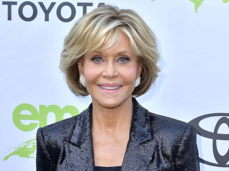 Jane Fonda determined to lose weight before returning to Grace and Frankie set