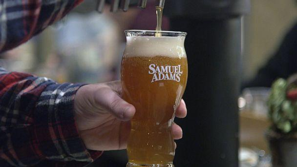 PHOTO: Jennifer Glanville is a head brewer at the Sam Adams Brewery in Boston. (David Miller/ABC News)
