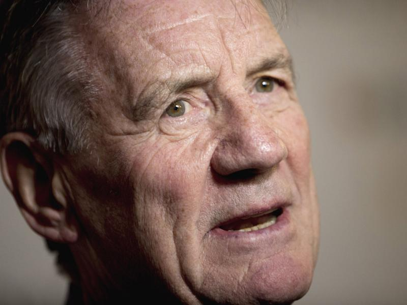 Class act: The doyen of travel television, Sir Michael Palin