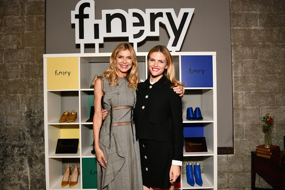 CULVER CITY, CA - JULY 11:  Finery Co-Founders Whitney Casey and Brooklyn Decker attend the Finery App launch party hosted by Brooklyn Decker at Microsoft Lounge on July 11, 2018 in Culver City, California.  (Photo by Emma McIntyre/Getty Images for Finery)