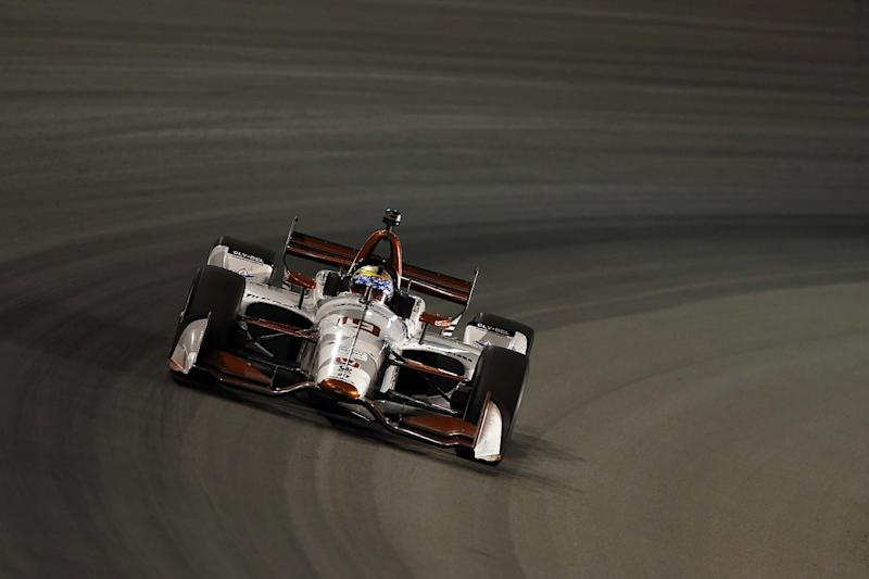 Newgarden hits out at Ferrucci over late spin