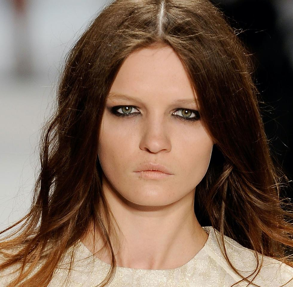"""Although 2009 may technically mark the end of the last decade, it made an undeniable impression on eye makeup trends that emerged in the years that followed. Dark, moody eyeliner was seen on both the runway and across celebrity lids (Ke$ha and Pete Wentz, for example), which meant brands could barely crank out enough smudge-able black pencils to satiate our urge for eyes that made people wonder: """"Maybe she's emo; maybe she's wearing last night's makeup."""""""