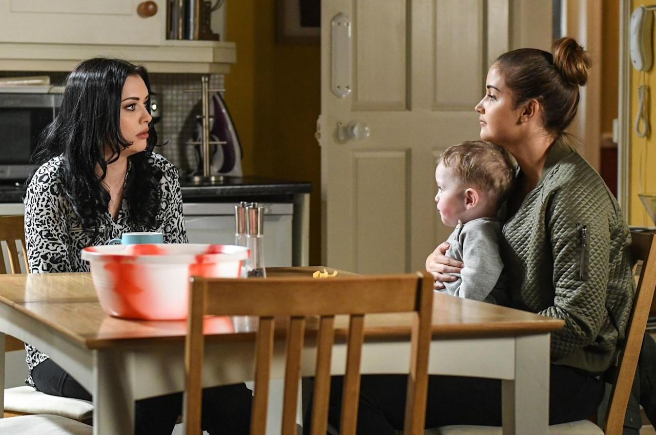 <p>But with Lauren starting to get bored of Steven, is it really worth fighting for?</p>