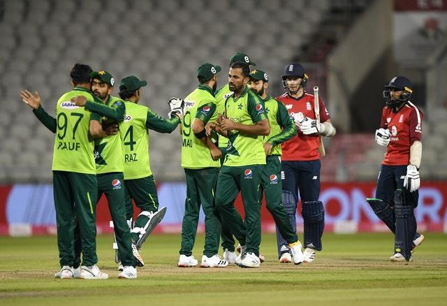 Pakistan toured England during the summer