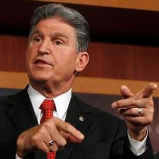 Sen. Joe Manchin (Reuters)