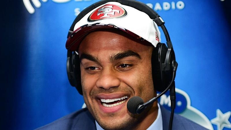 NFL Draft 2017: How great was 49ers' first round? GM John Lynch puts it in perspective