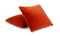"""<p><strong>Article</strong></p><p>article.com</p><p><strong>$99.00</strong></p><p><a href=""""https://www.article.com/product/3038/lucca-persimmon-orange-pillow-set"""" rel=""""nofollow noopener"""" target=""""_blank"""" data-ylk=""""slk:Shop Now"""" class=""""link rapid-noclick-resp"""">Shop Now</a></p><p>Hear me out: There are some pillows that cost this much and you only get one, but with this set you get TWO. Choose from any of the other bright colors, and you can put a velvet one on both sides of your sofa to balance it out. </p>"""