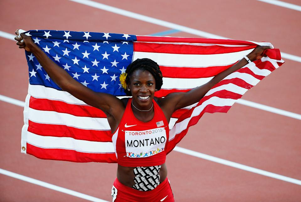 Alysia Montano will finally be awarded two bronze medals she earned in 2011, 2013 after the Russian doping scandal was brought to light.