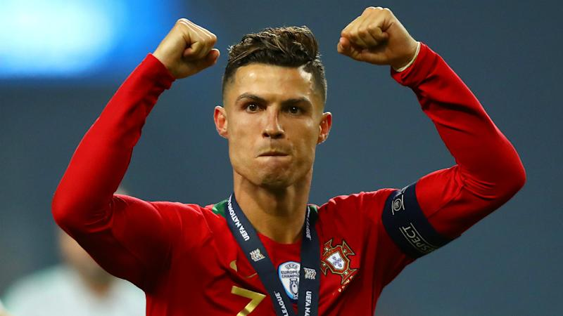Ronaldo breaking his record would not upset 109-goal Ali Daei