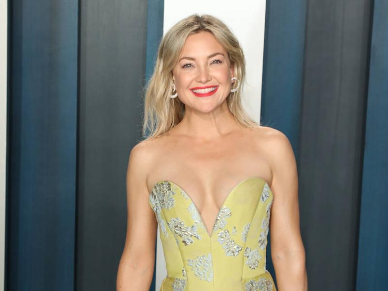 Kate Hudson hopes new wellness venture will support those struggling during pandemic