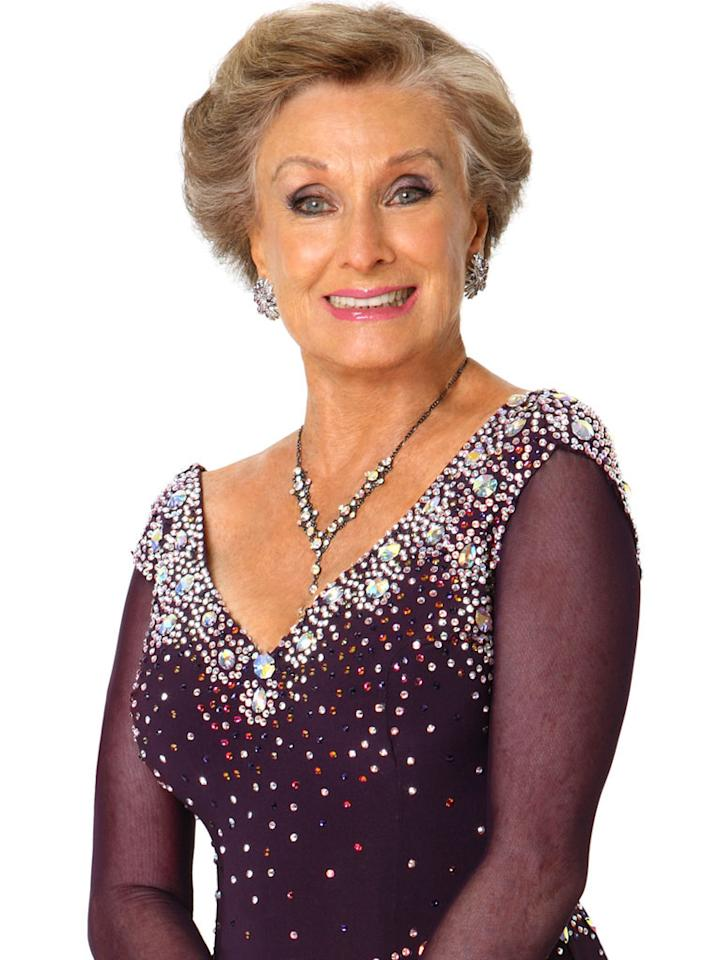 "<b>Cloris Leachman</b><br><br>Legendary comedienne Cloris Leachman campaigned hard to get on ""DWTS All-Stars."" ""I want to be [back],"" Cloris <a href=""http://www.wetpaint.com/dancing-with-the-stars/articles/cloris-leachman-wants-to-return-for-dwts-all-stars"">said</a>. ""I was voted off on the sixth show, and I'd like to go back and do the last four shows!"" Cloris had a decent run when she danced with Corky Ballas on Season 7 of the show. Ultimately, Cloris didn't make the producers' final cut."