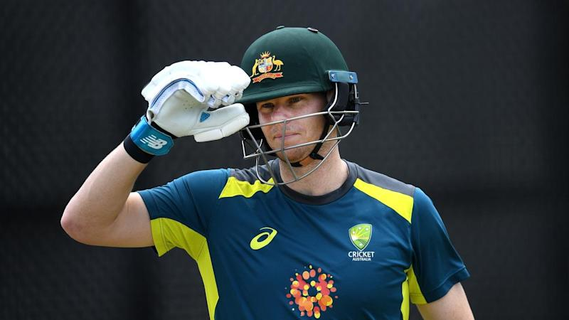CRICKET AUSTRALIA TRAINING