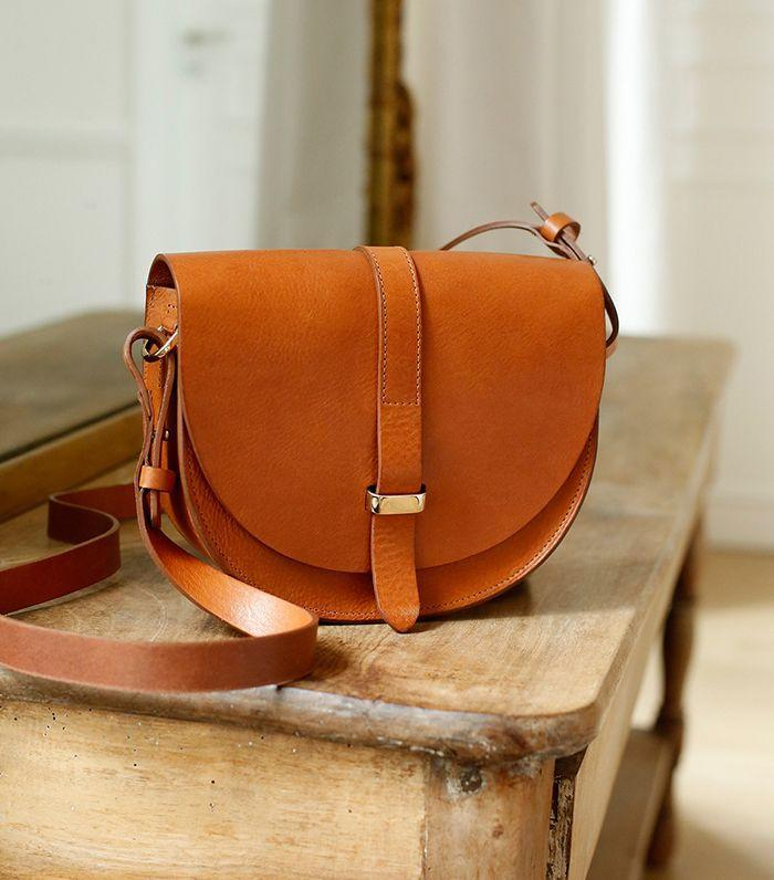 A messenger bag is a timeless accessory.