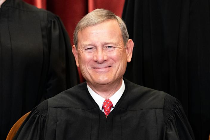 Chief Justice John Roberts concurred with the Supreme Court's liberal justices in a ruling striking down a Louisiana abortion law.