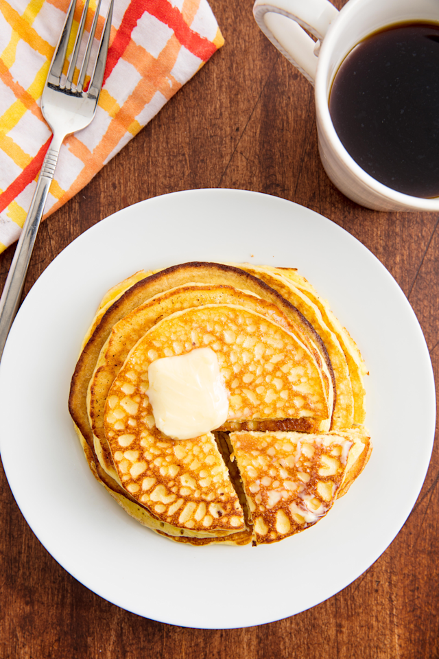 "<p>We are here for these Keto Pancakes.</p><p>Get the recipe from <a rel=""nofollow"" href=""https://www.delish.com/cooking/recipe-ideas/recipes/a58712/keto-pancakes-recipe/"">Delish</a>.</p><p><a rel=""nofollow"" href=""https://www.amazon.com/Gibson-Home-64584-01-Hummington-Non-Stick/dp/B01BOVF33C/"">BUY NOW</a> Nonstick Frying Pan, $25</p>"