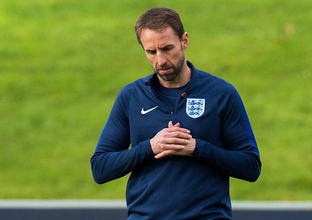 Plenty to ponder: But we give Gareth Southgate a helping hand with his team selection