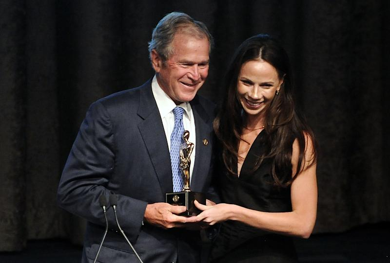 George W. Bush's Daughter Barbara Bush Will Be the Keynote Speaker at a Planned Parenthood Fundraiser