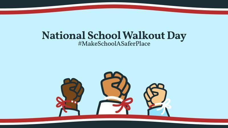 The NSWD Alliance said its proposed 'walkout day' this week was necessary to spread awareness on the #MakeSchoolASaferPlace movement.  — Picture via Twitter